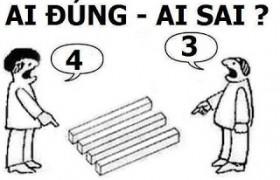 QUAN NIỆM ĐÚNG – SAI TRONG ĐỜI
